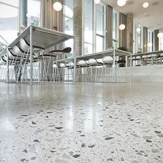 Lihvitud betoonpõrand