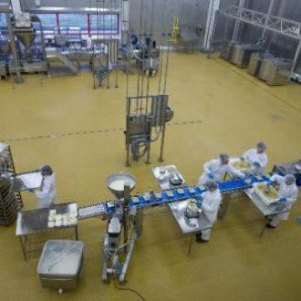 Epopõrandad toiduainetööstuses